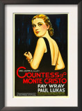 The Countess of Monte Cristo, Fay Wray, 1934 Posters