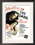 Whistling in the Dark, 1941 Prints