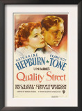 Quality Street, Katharine Hepburn, Franchot Tone, 1937 Prints