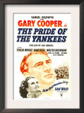 The Pride of the Yankees, 1942 Art