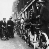 East End Bicycle Photographic Print