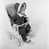 Folding Pushchair Photographic Print by Chaloner Woods