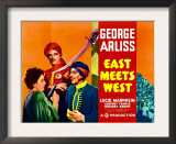 East Meets West, 1936 Art