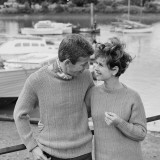 Yachting Couple Photographic Print by Chaloner Woods