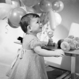 Birthday Girl Photographic Print by Chaloner Woods