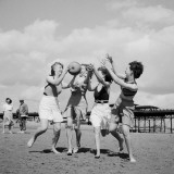 Beach Fun Photographic Print by Chaloner Woods