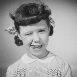 Cheeky Child Photographic Print by Chaloner Woods