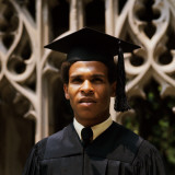 Teenage Boy Graduating Photographic Print by H. Armstrong Roberts