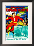The Adventures of Captain Marvel, 1940 Prints