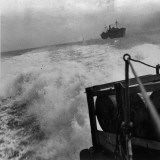Wartime Shipping Photographic Print