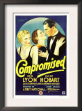 Compromised, Far Right: Ben Lyon, 1931 Poster