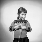 Child's Jumper Photographic Print by Chaloner Woods