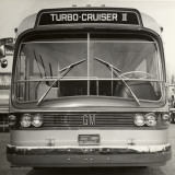 Gm Turbo-Cruiser Bus Photographic Print by George Marks