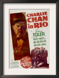 Charlie Chan in Rio, 1941 Prints