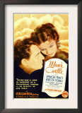 Man's Castle, Spencer Tracy, Loretta Young on Midget Window Card, 1933 Posters