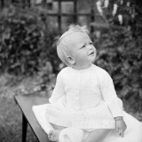 Baby Boy Photographic Print by Chaloner Woods