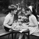Tea For Two Photographic Print by Chaloner Woods
