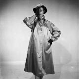Shiny Raincoat Photographic Print by Chaloner Woods