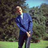 Cool Golfer Photographic Print by Chaloner Woods