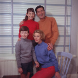 Family Knitwear Photographic Print by Chaloner Woods