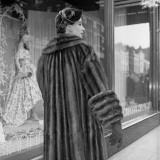 Fur Coat Photographic Print by Chaloner Woods