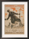 Journee du Poilu, c.1915 Posters by Maurice Neumont