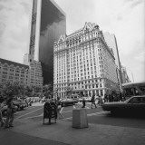 Buildings and Street, New York City Photographic Print by George Marks