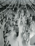 Overhead View of Couples at Prom Dancing Photographie par H. Armstrong Roberts