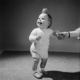First Steps Photographic Print by Chaloner Woods