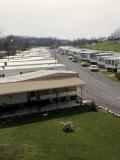 Mobile Home in Trailer Park Fotografisk trykk av H. Armstrong Roberts