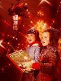 Children Caroling Photographic Print by H. Armstrong Roberts