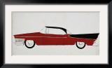 Car, c.1959 Framed Giclee Print by Andy Warhol
