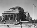 Columbia University, Low Memorial Library, New York City Photographic Print by George Marks