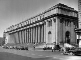 New York City, Farley Post Office Building Photographic Print by George Marks