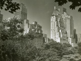 View of New York From Central Park Photographic Print by George Marks