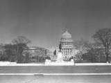 Capitol Building, Washington DC Photographic Print by George Marks