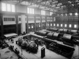 Fulham Power Station Photographic Print