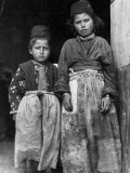 Kurdish Children Photographic Print