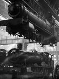 Locomotive Factory Fotodruck