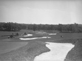 Golf Course, Elevated View Photographic Print by George Marks