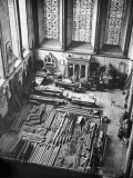 Organ Re-Assembly Photographic Print