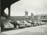 Car Dealership Photographic Print by George Marks