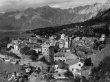 Town in Montenegro Photographic Print