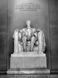 Lincoln Monument Photographic Print by George Marks