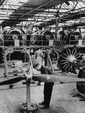 Aircraft Production Photographic Print