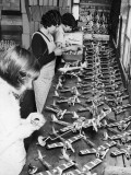 Toy Manufacturing Photographic Print