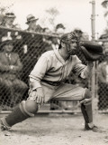Baseball Catcher Photographie par George Marks