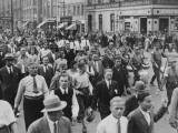 Sa Marching Photographic Print