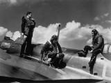 Bomber Crew Photographic Print
