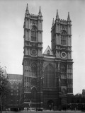 Westminster Abbey Photographic Print